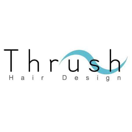 美容室Thrushロゴ画像