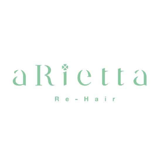 美容室aRiettaロゴ画像