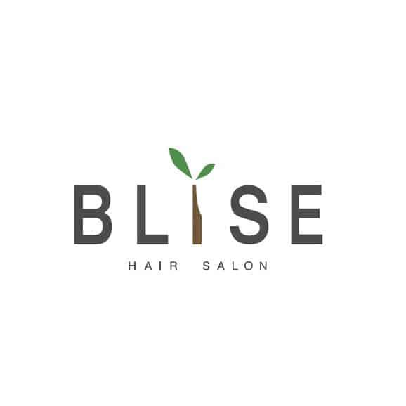 美容室BLISEロゴ画像