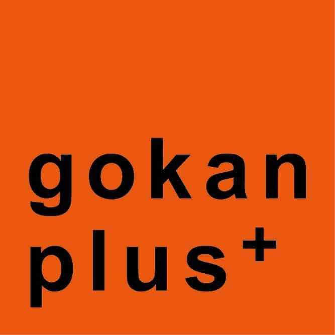 美容室gokan plus+ロゴ画像