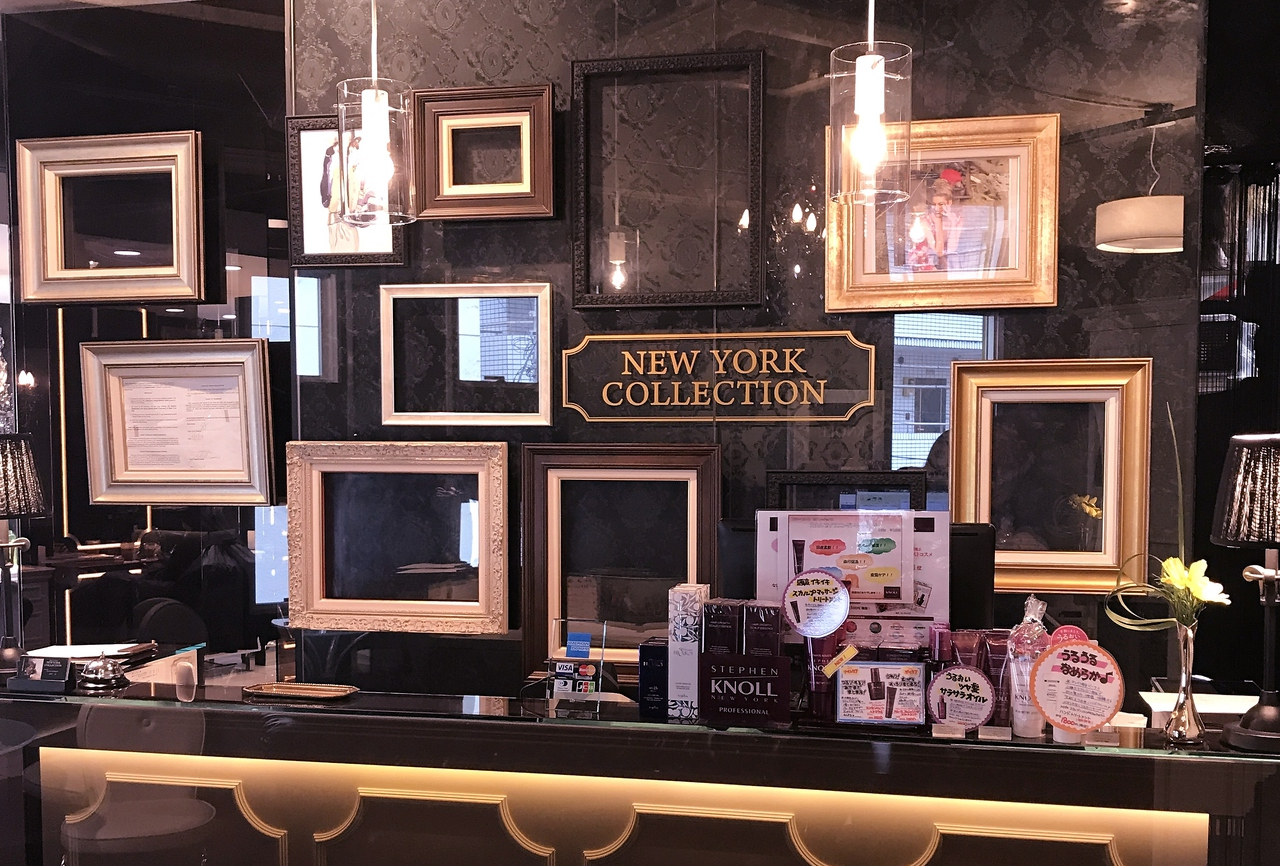NEW YORK COLLECTION JAPAN