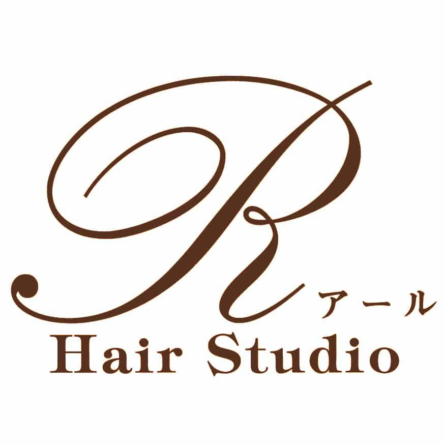 美容室Hair Studio Rロゴ画像