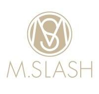 美容室M.SLASHロゴ画像