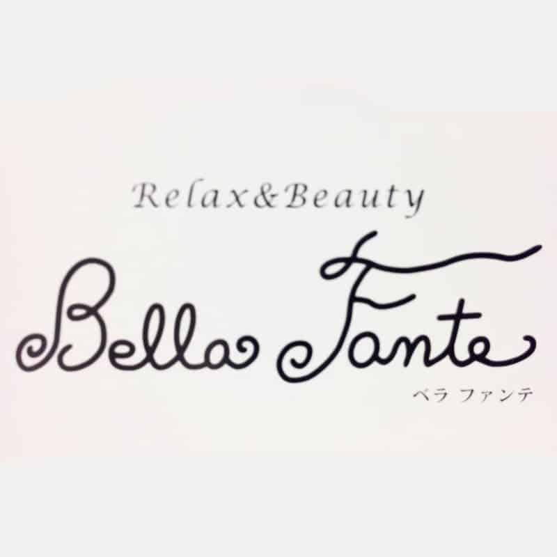 美容室Bella Fanteロゴ画像