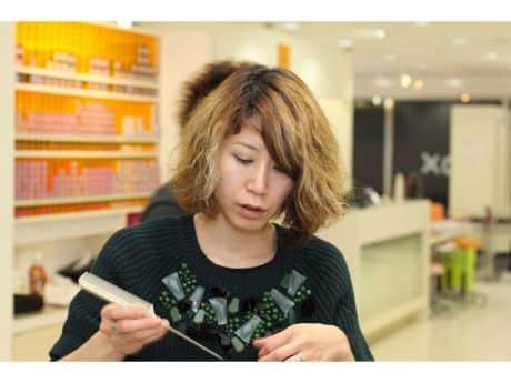 美容室hair-studio ParaDox求人画像
