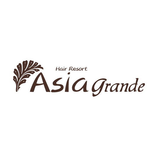 美容室Hair Resort Asiagurandeロゴ画像