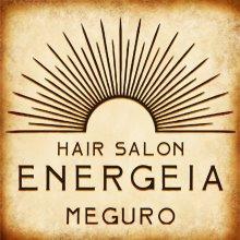 美容室ENERGEIAロゴ画像