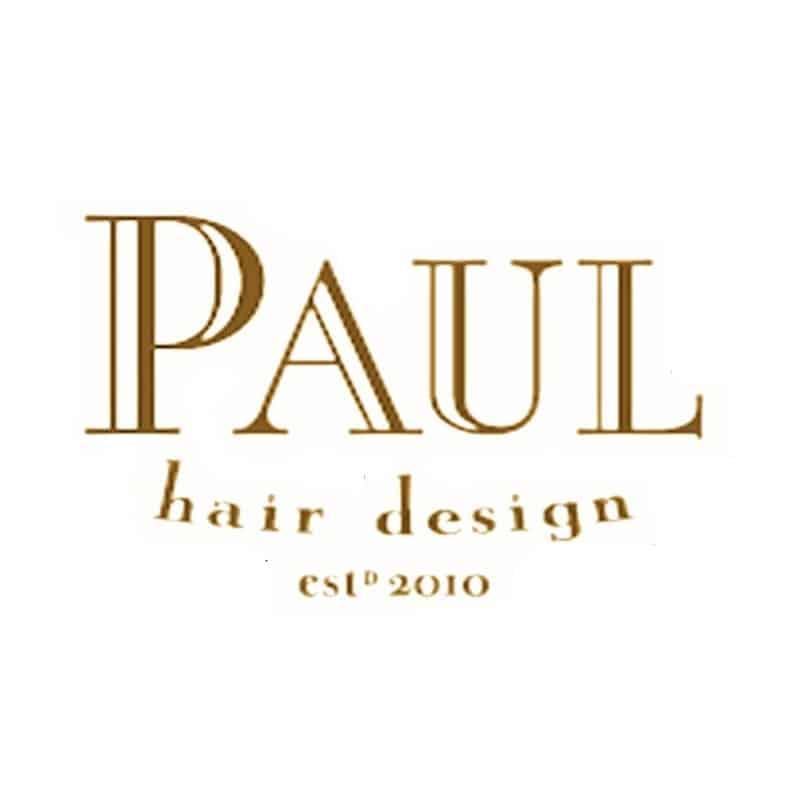 美容室PAULロゴ画像