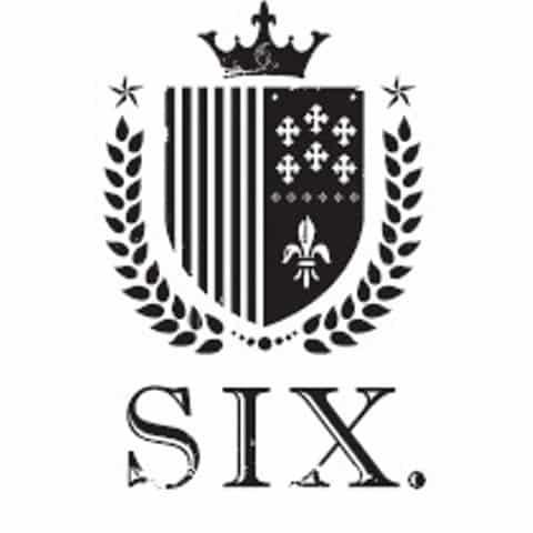 美容室atelier-sixロゴ画像