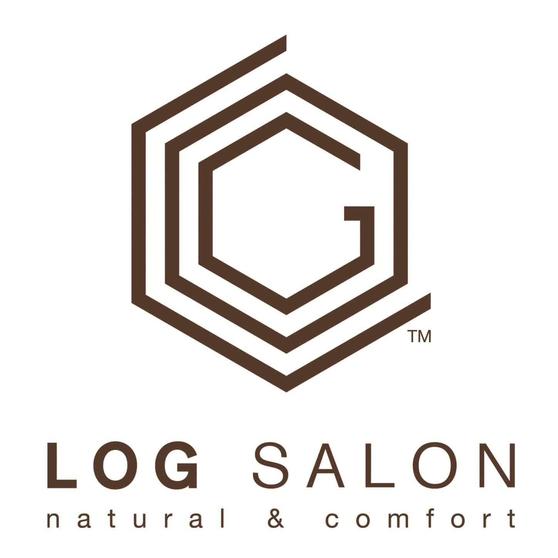 美容室LOG SALONロゴ画像