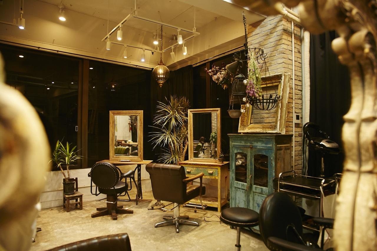 美容室Lumie hair salon求人画像