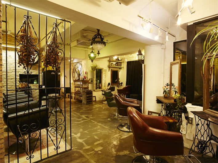 Lumie hair salon 経堂店