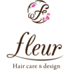髪のエステ専門店 fleurロゴ画像