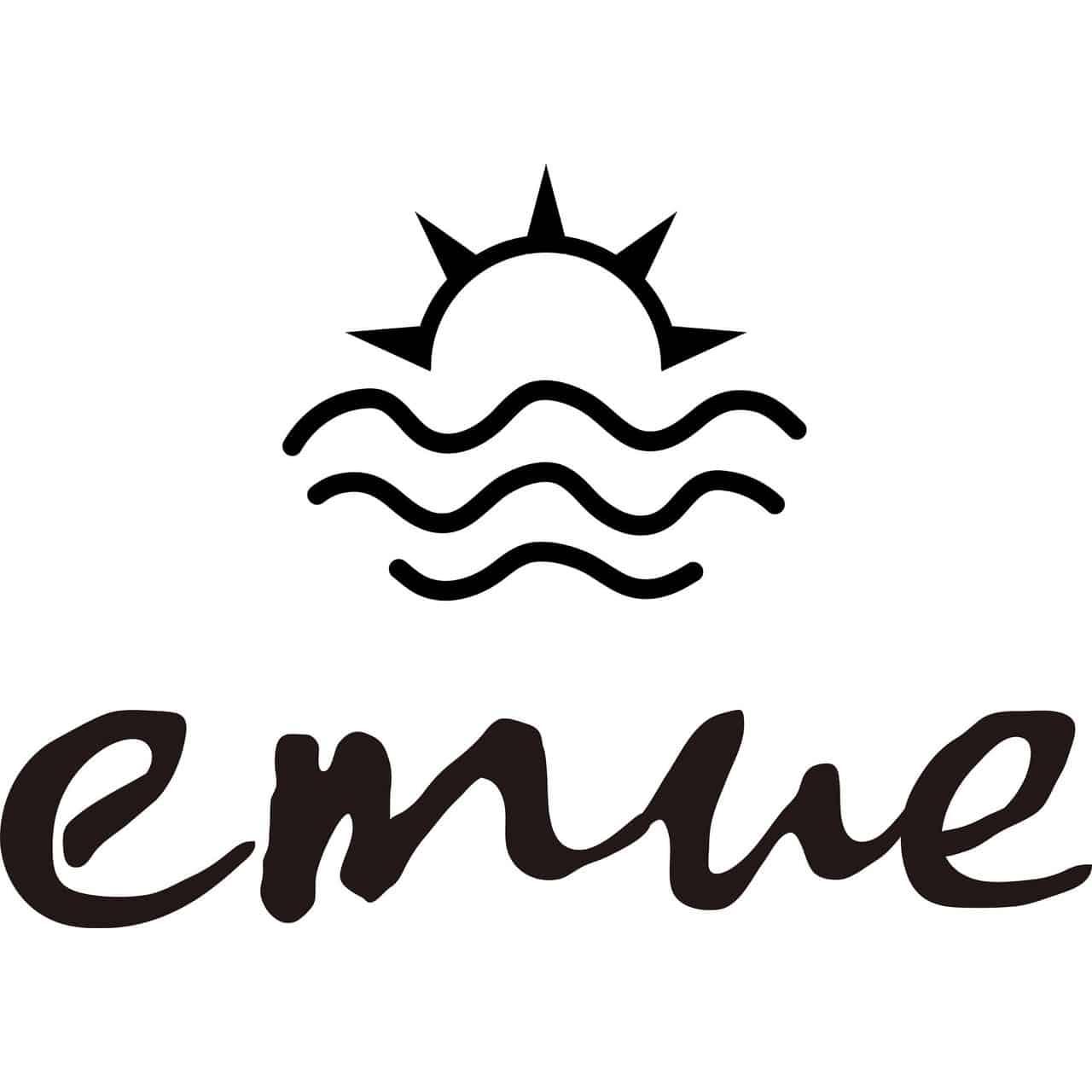 美容室emueロゴ画像