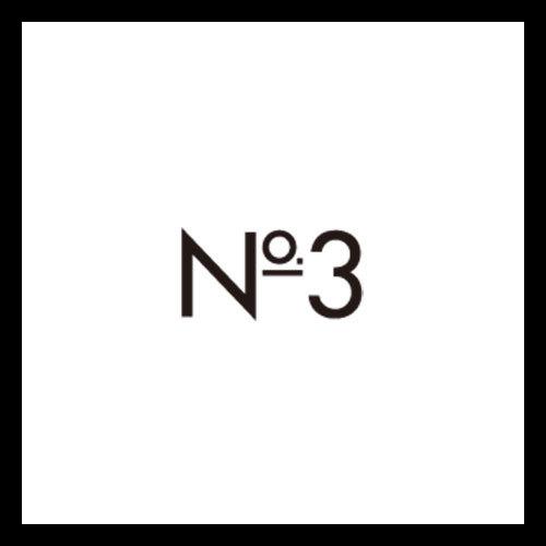 美容室Number Threeロゴ画像