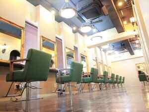 hair lounge KRONE