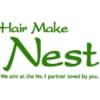 美容室Hair Make Nestロゴ画像