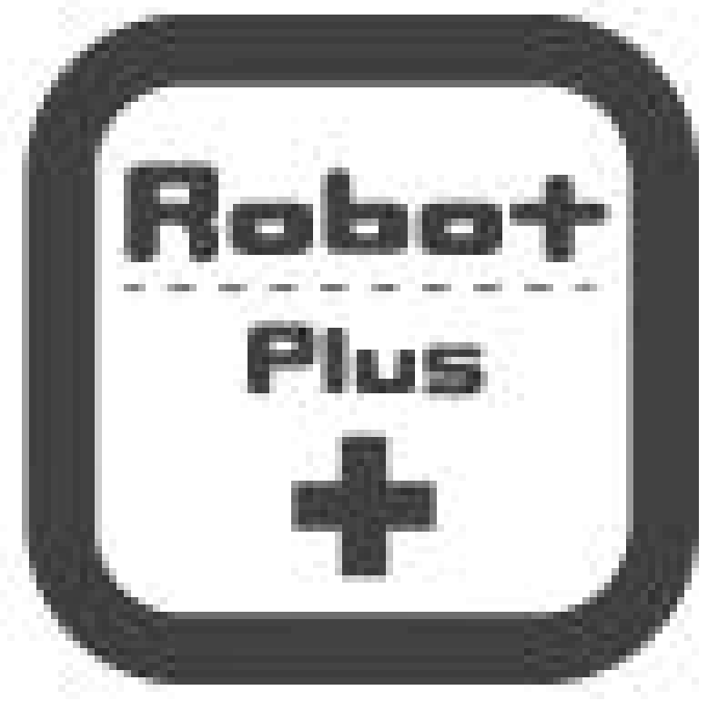 美容室Robot Plusロゴ画像
