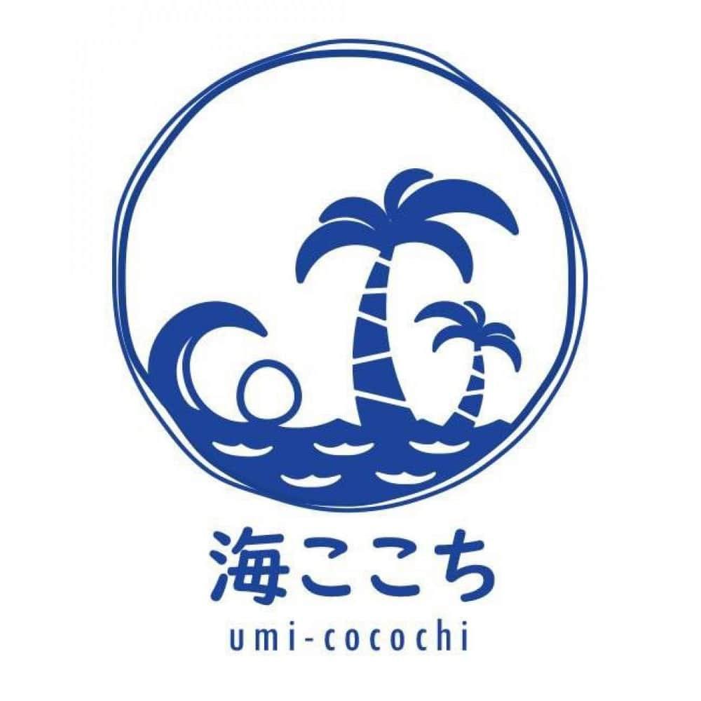 ヘッドスパ海ここちロゴ画像