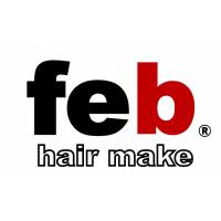 美容室hair make febロゴ画像