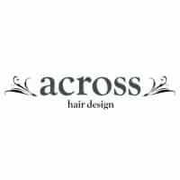 美容室across hair designロゴ画像