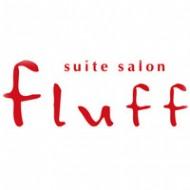 美容室suite salon fluffロゴ画像