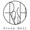 美容室Grous Hairロゴ画像