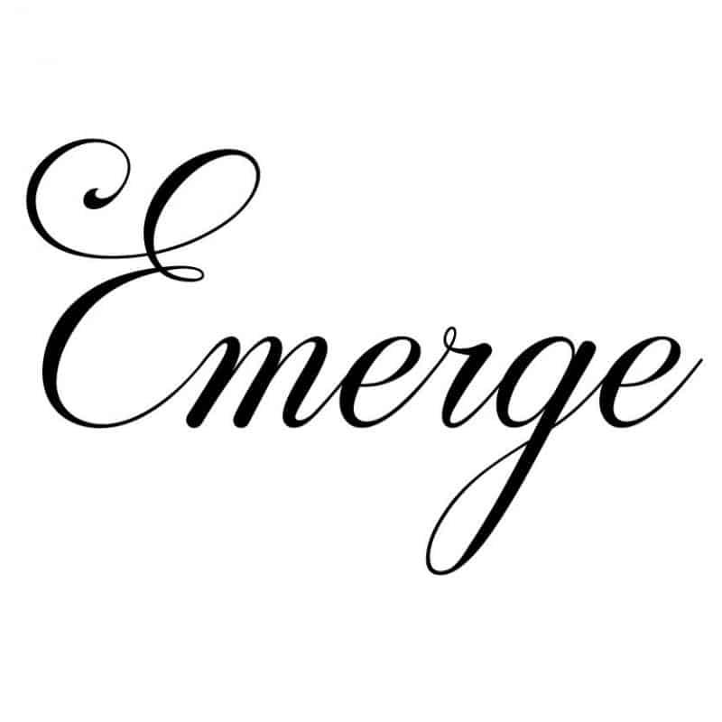美容室Emergeロゴ画像
