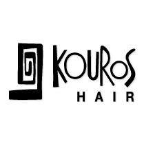 美容室KOUROS HAIRロゴ画像