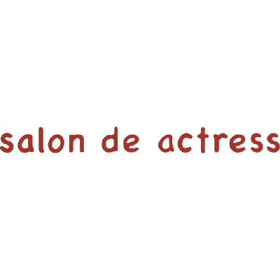 salon de actress