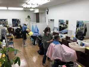 Hair Salon Lucky求人画像