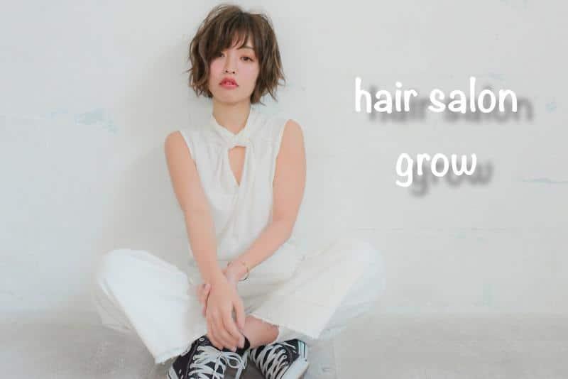 美容室grow 渋谷求人動画