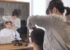 美容室Live Hair SEC 南柏店求人画像