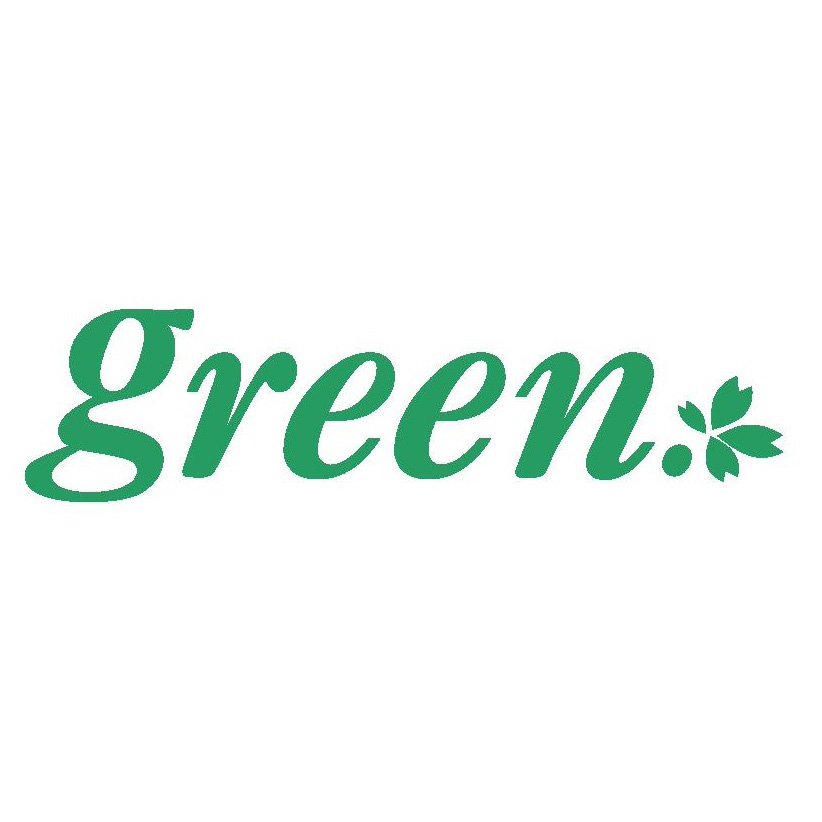 美容室greenロゴ画像