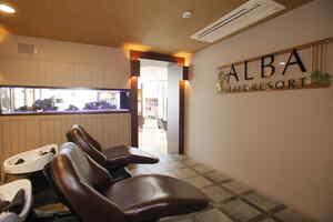ALBA hair resort