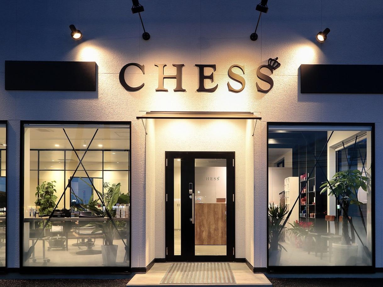 美容室CHESS求人画像