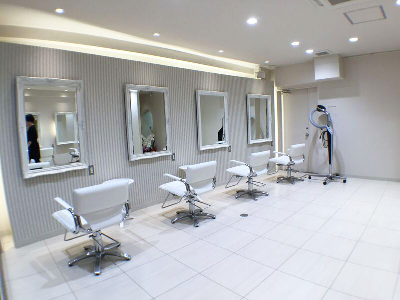美容室Ginza hair CIRO 銀座本店求人画像