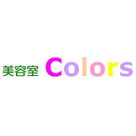 美容室Colorsロゴ画像