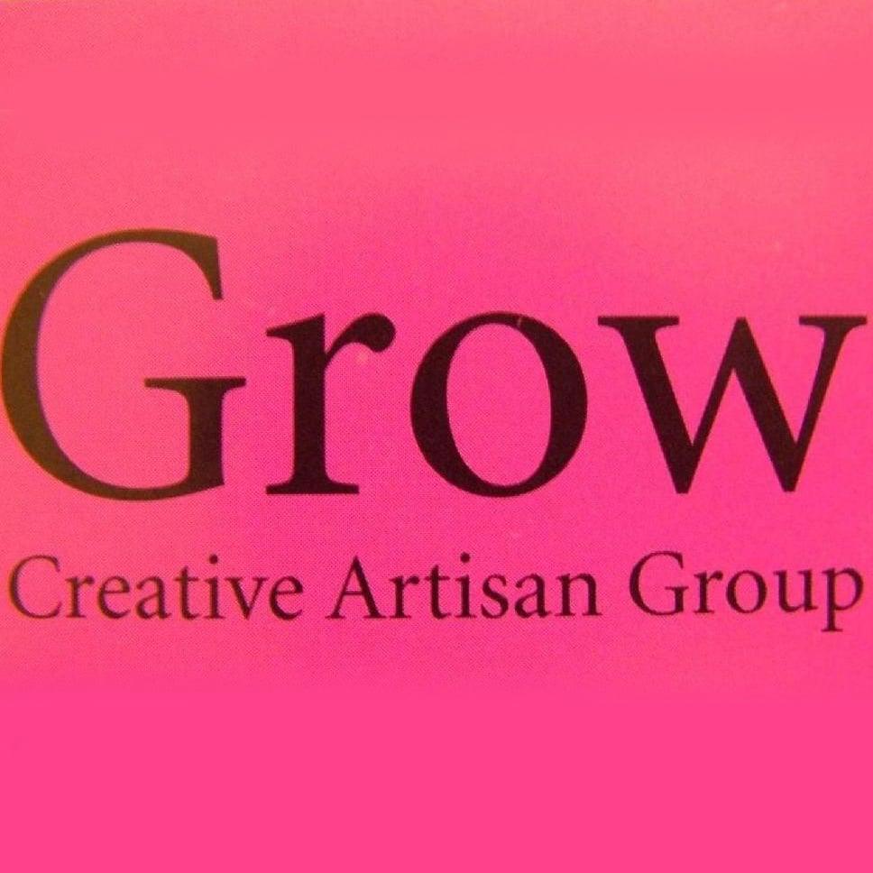 美容室Growロゴ画像
