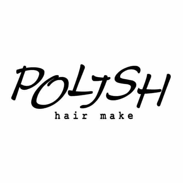 美容室POLISHロゴ画像