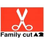 美容室Family cut A2ロゴ画像