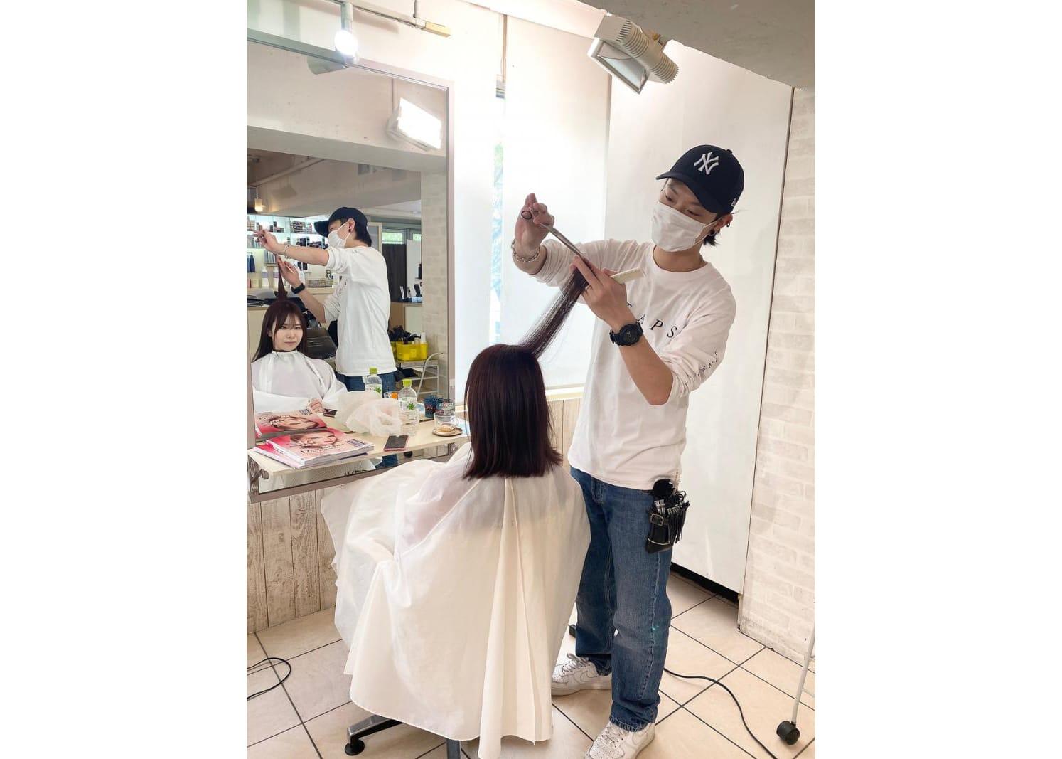 美容室SALON DE bika求人画像
