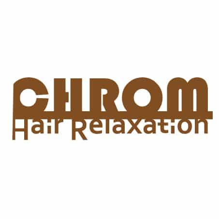 美容室CHROM Hair Relaxationロゴ画像