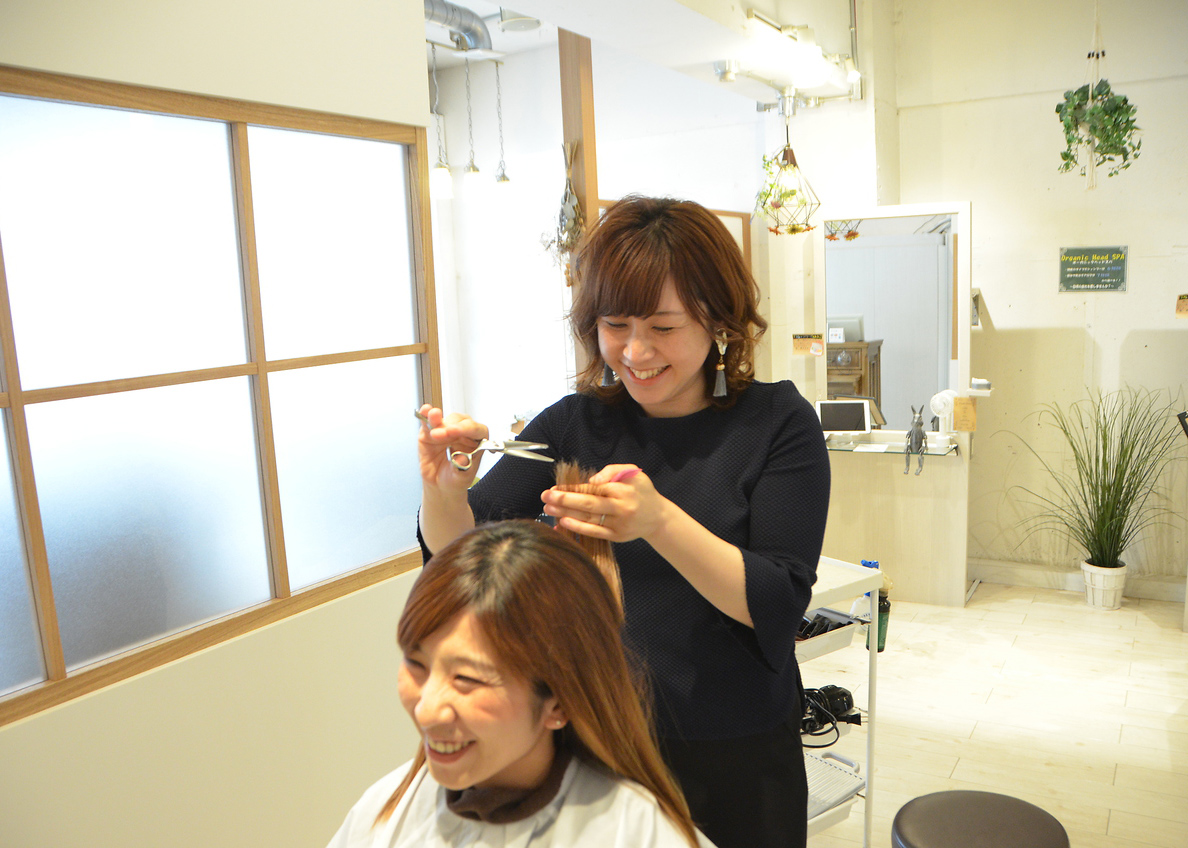 美容室Lilly hair design求人画像