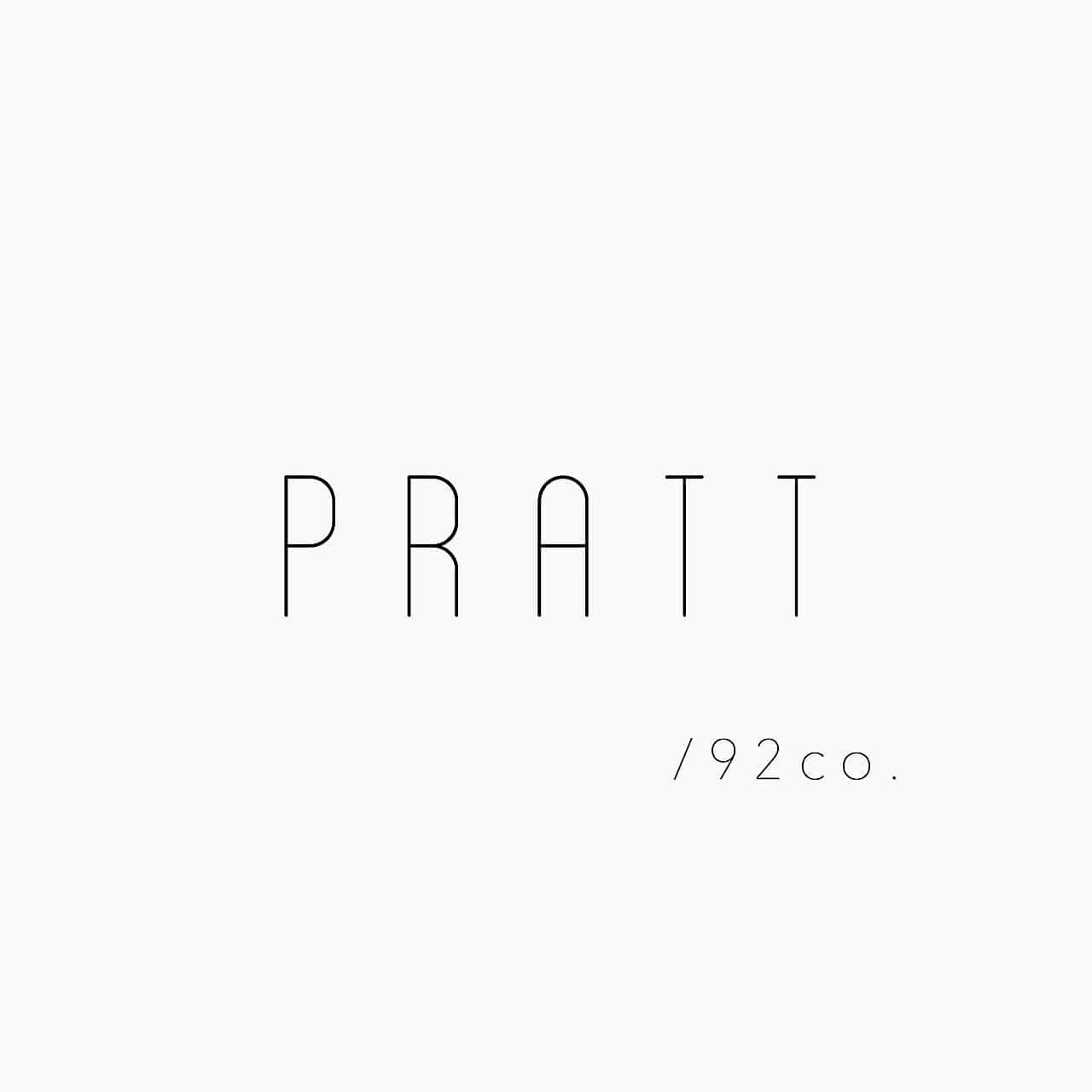 美容室PRATT / 92co.ロゴ画像