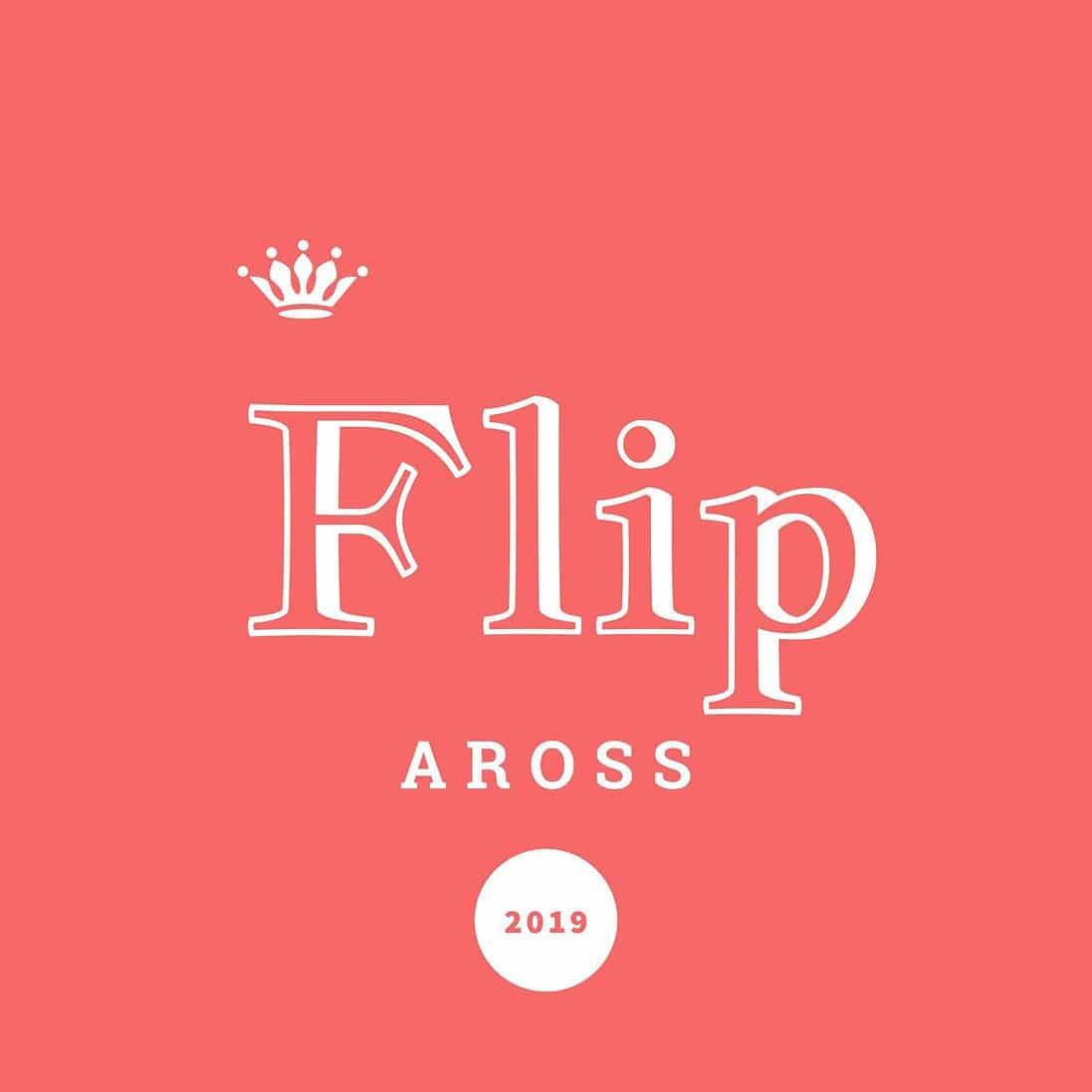 美容室AROSS Flipロゴ画像