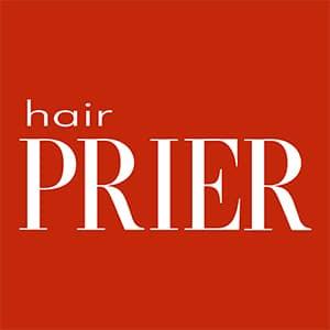 美容室hair PRIERロゴ画像