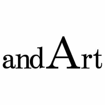 美容室andArtロゴ画像