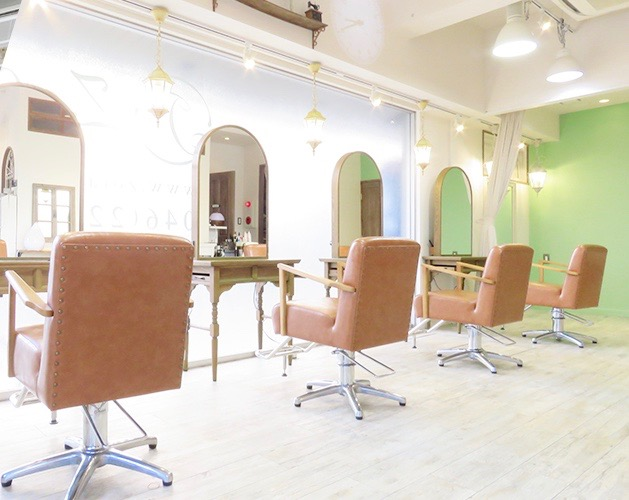 美容室ZOLA HAIR DESEIGN求人画像