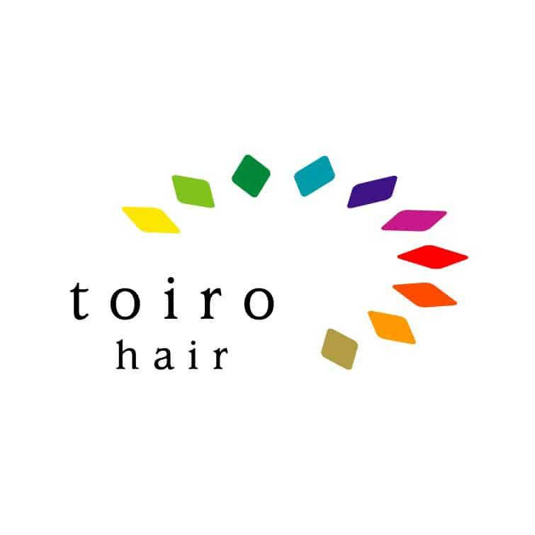 美容室toiro hairロゴ画像